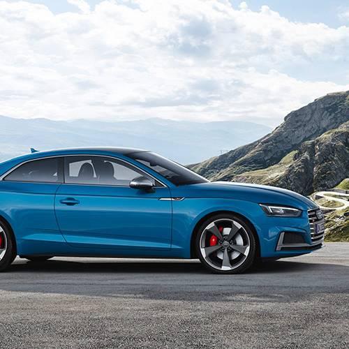 Los motores diésel microhíbridos tiñen la gama S de Audi