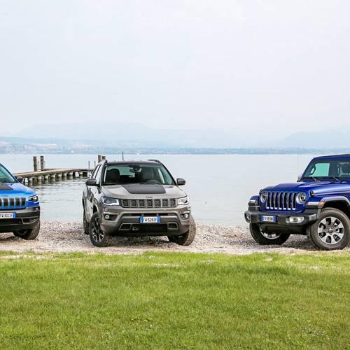 Jeep renueva su oferta e introduce el pago por uso