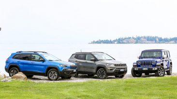 Gama Jeep 2019