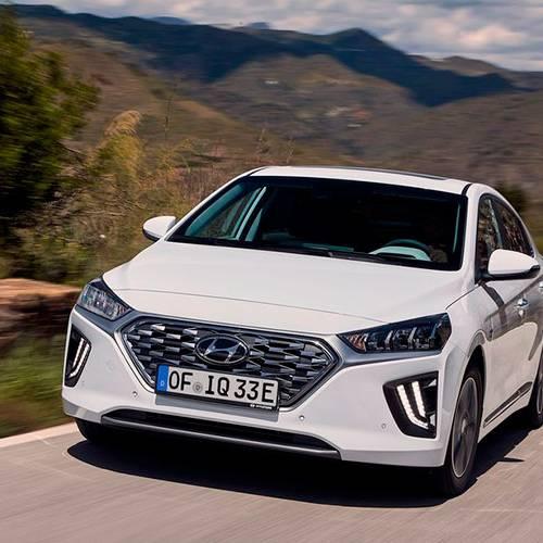 Hyundai Ioniq eléctrico, ahora con más autonomía y equipamiento