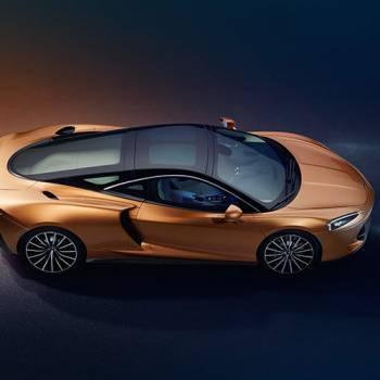 McLaren GT, la revolución en el concepto Gran Turismo