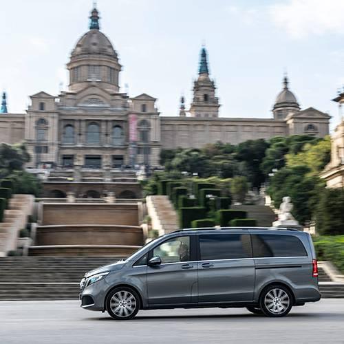 Mercedes-Benz Clase V, viajar en una nueva dimensión