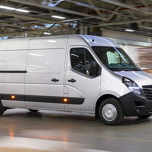 El Opel Movano actualiza su imagen y se sitúa a la vanguardia en tecnología