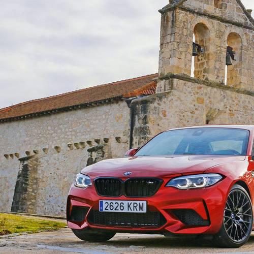 Prueba del BMW M2 Competition M DCT, zafarrancho de combate