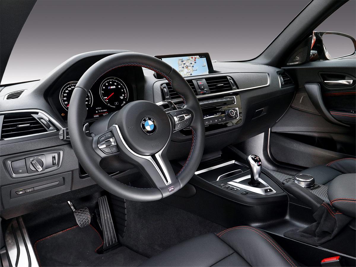 Prueba BMW M2 Competition