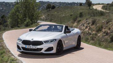 Prueba BMW M850i xDrive Cabrio 2019