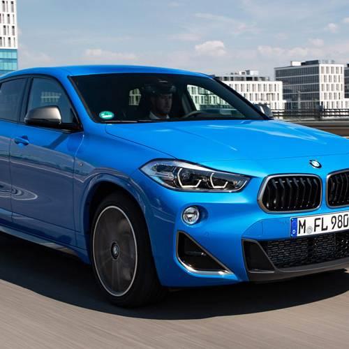 Probamos el BMW X2 M35i, sencillez deportiva