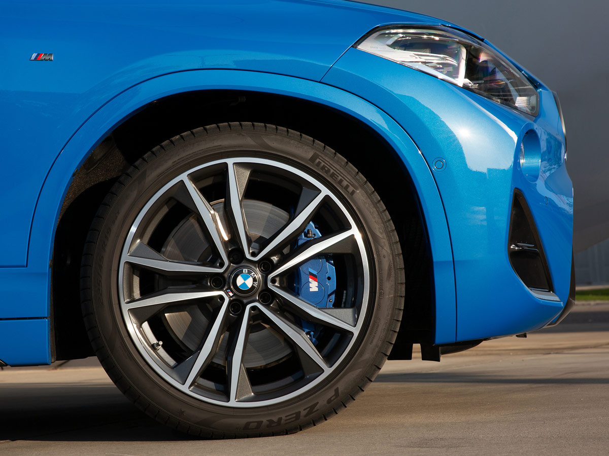 Prueba BMW X2 M35i