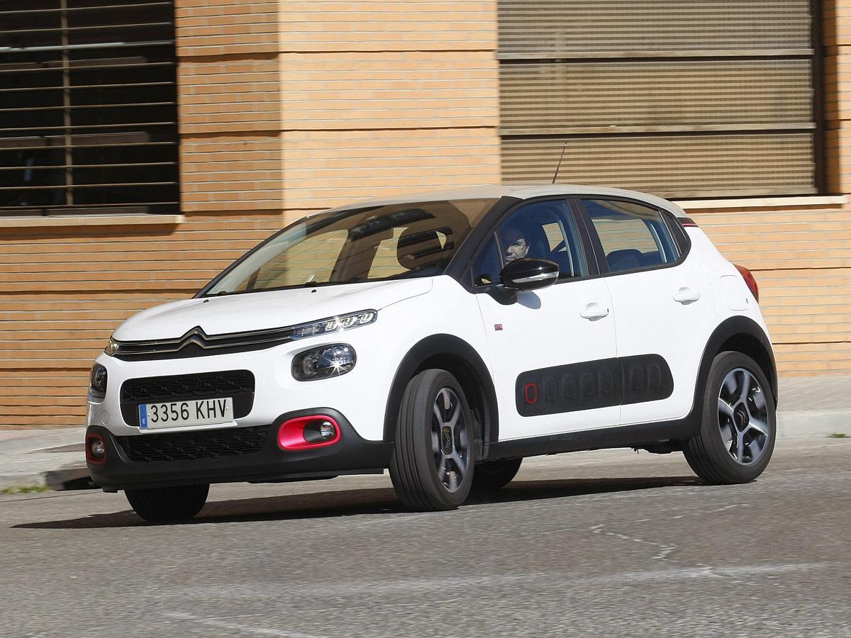 Prueba Citroën C3 Puretech Elle