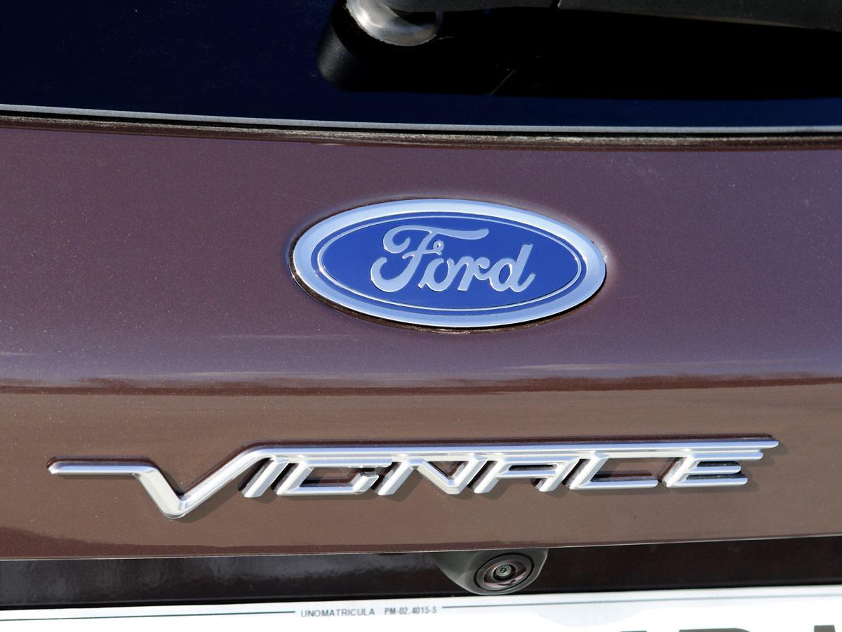 Prueba Ford Focus Vignale 2019
