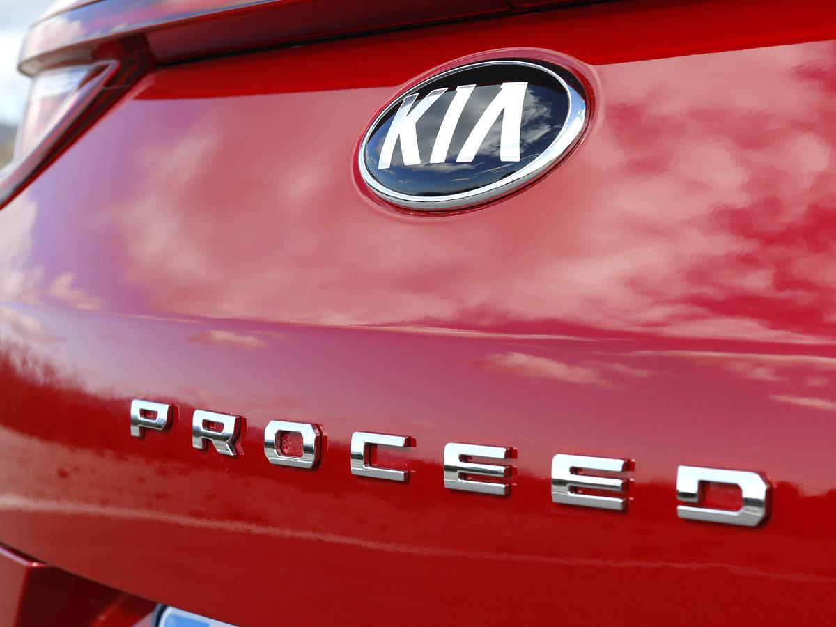 Prueba Kia Proceed 2019