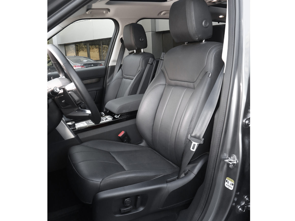 Prueba Land Rover Discovery
