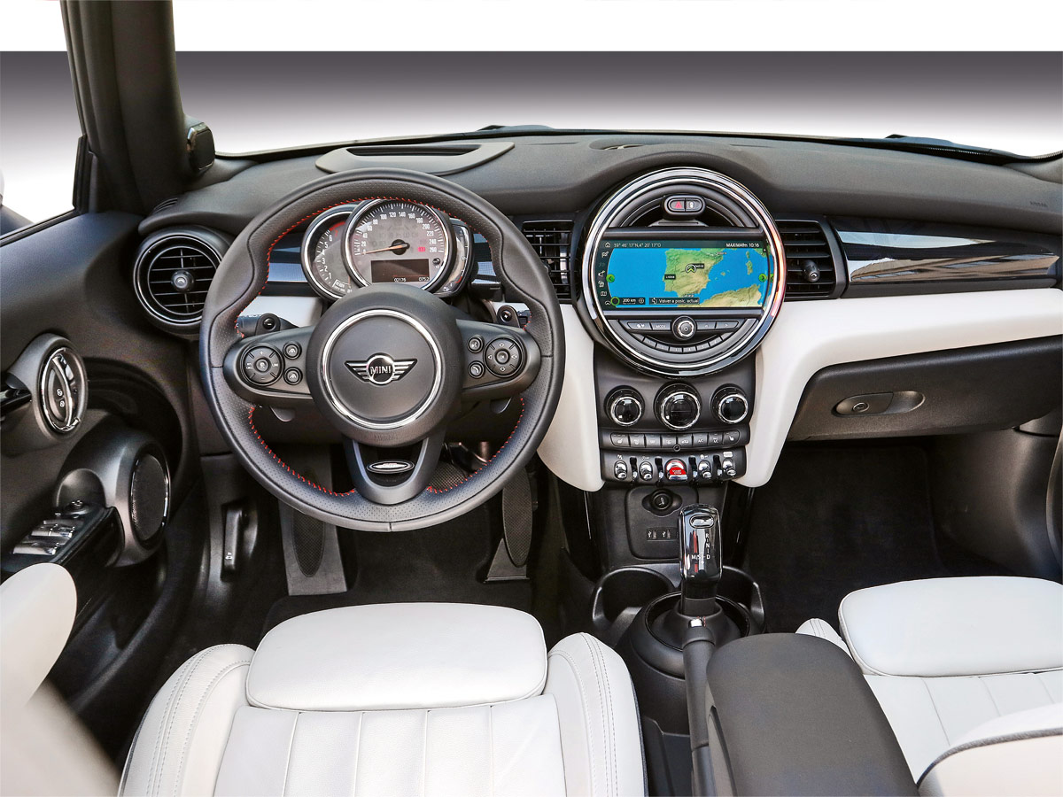 Prueba MINI Cooper S Cabrio