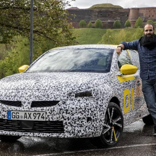 Probamos el nuevo Opel Corsa en su última fase de desarrollo: ¡promete!