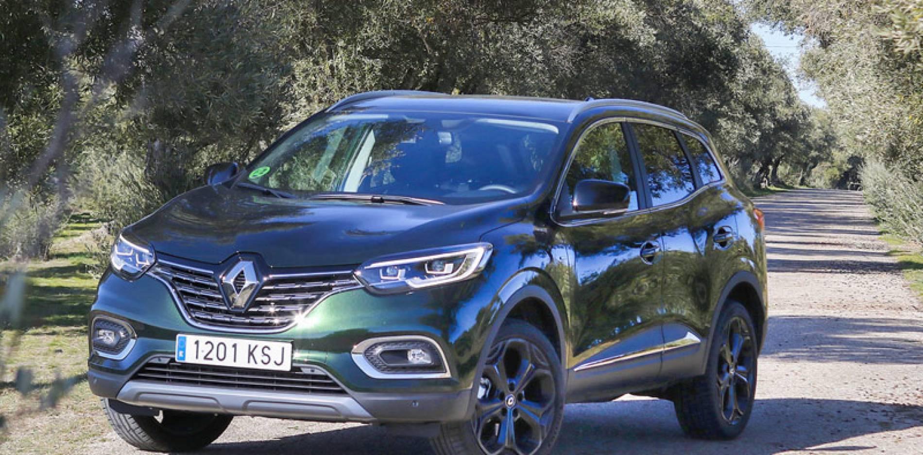 Probamos el Renault Kadjar Black Edition, acertada combinación