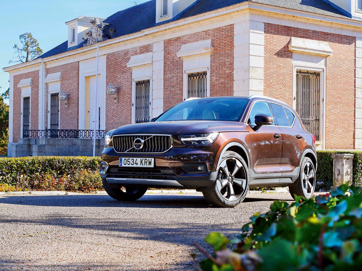 Prueba Volvo XC40 2019