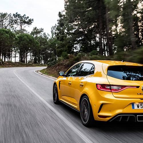 Renault Megane RS Trophy R, el más radical de la familia