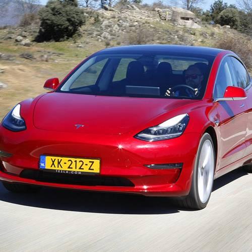 Prueba eco del Tesla Model 3 AWD Performance, señales del futuro