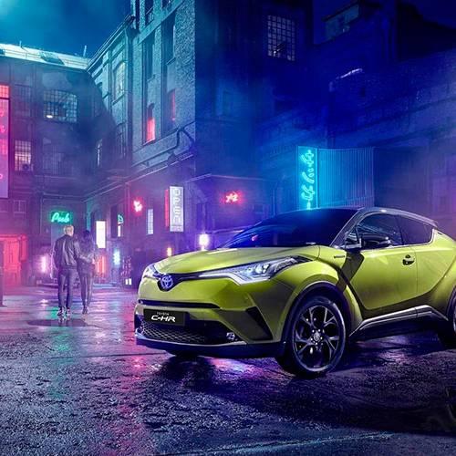 Toyota C-HR Limited Edition, un SUV especial para hacerte notar