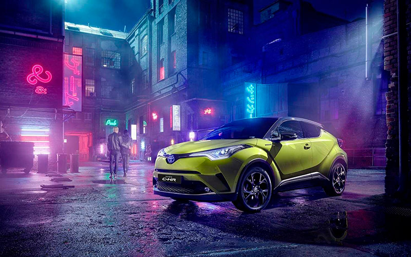 Toyota C-HR Limited Edition 2019
