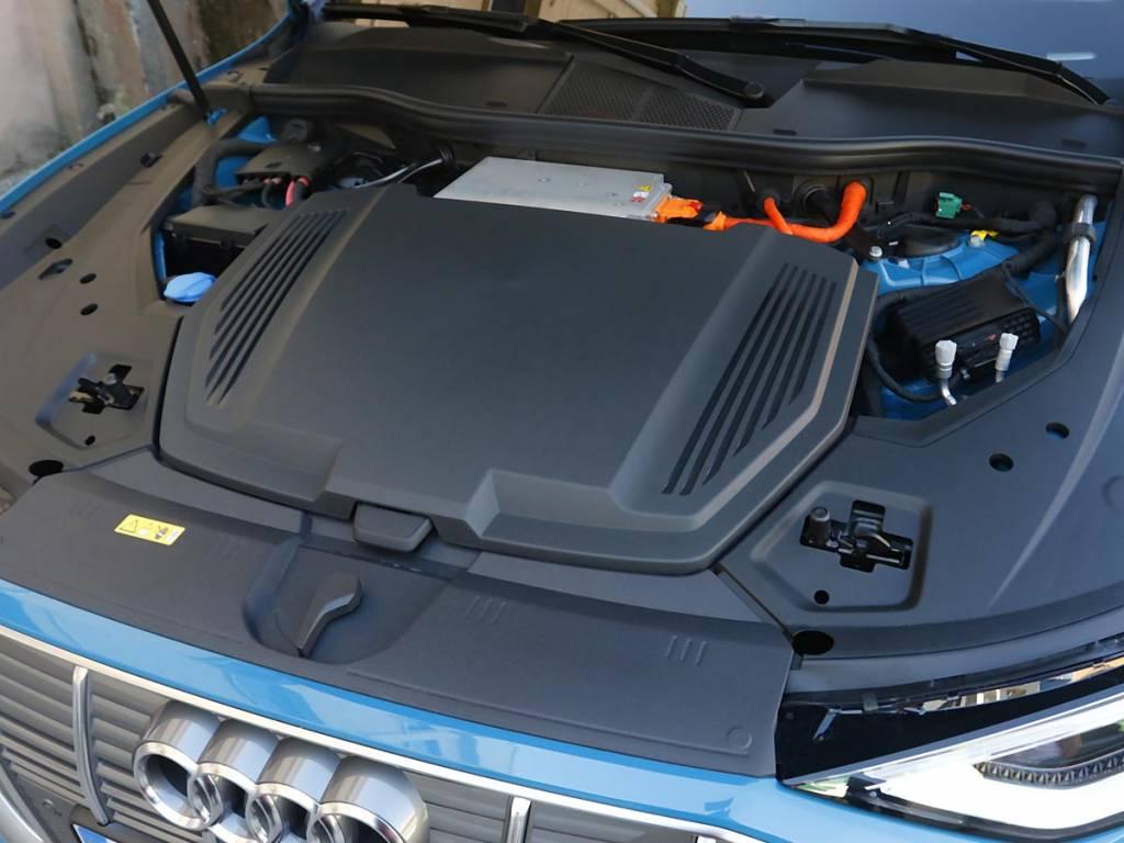 motor Audi e-tron