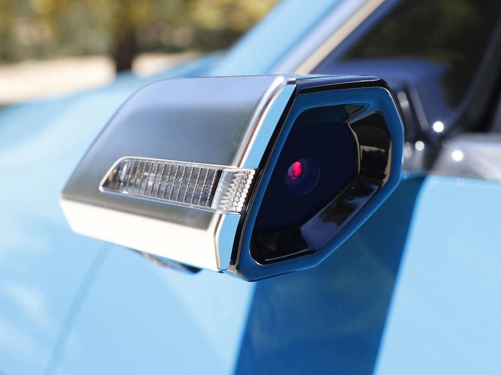 espejos virtuales Audi e-tron