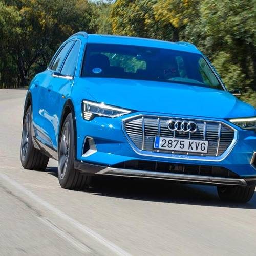 Prueba a fondo Audi e-tron Edition One: el primer SUV eléctrico de Audi