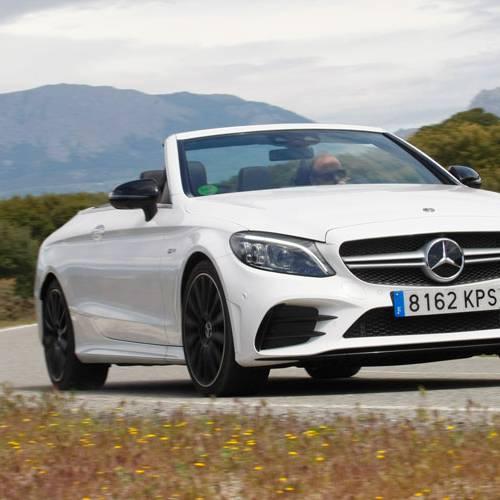 Prueba a fondo Mercedes-AMG C 43 4MATIC Cabrio, rabia asumible