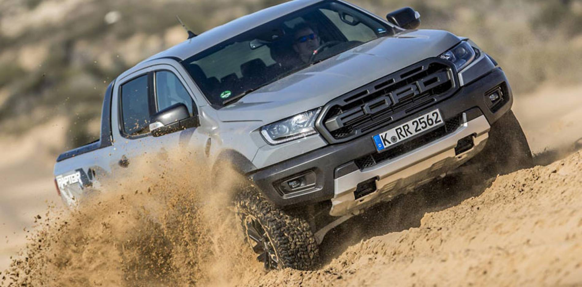 Probamos el Ford Ranger Raptor, el pick-up más radical de Ford