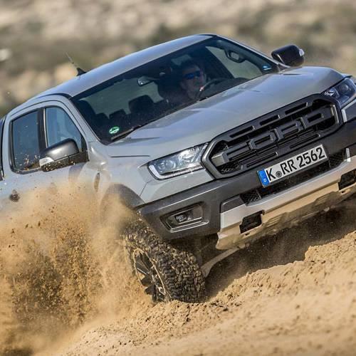 Probamos el Ford Ranger Raptor, el pick-up más radical de Ford