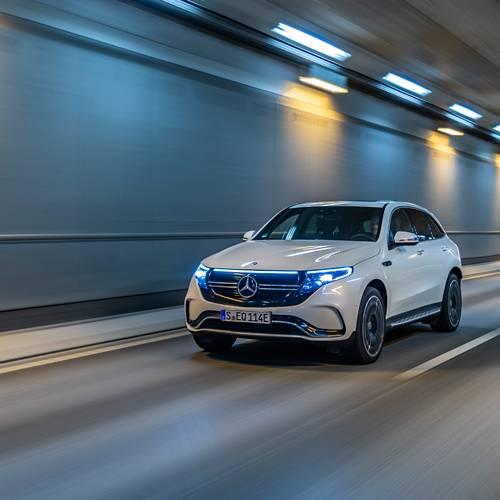 Prueba Mercedes-Benz EQC, su primer eléctrico de gran serie