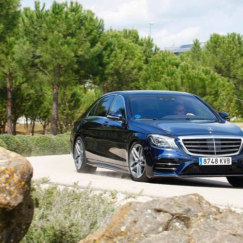 Prueba Mercedes-Benz S 560 e, el lujo del silencio