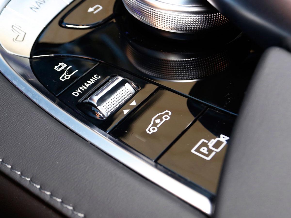 Prueba Mercedes-Benz S 560 e