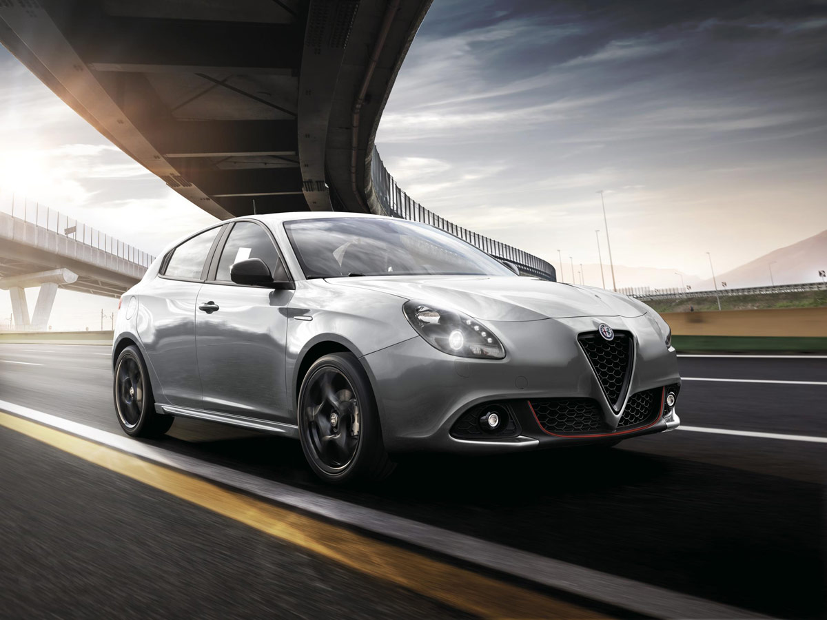 Alfa Romeo Giulietta Sport 2019