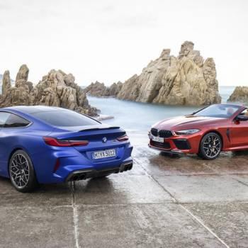 BMW M8 Coupé y Cabrio, la cúspide deportiva de la gama bávara