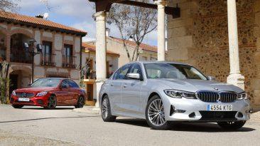 Comparativa BMW Serie 3 vs Mercedes-Benz Clase C