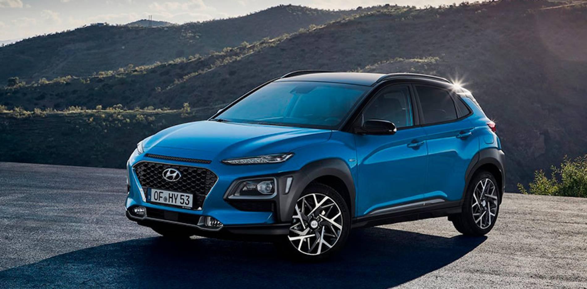 Hyundai Kona Hybrid, el SUV urbano completa su oferta con la motorización híbrida