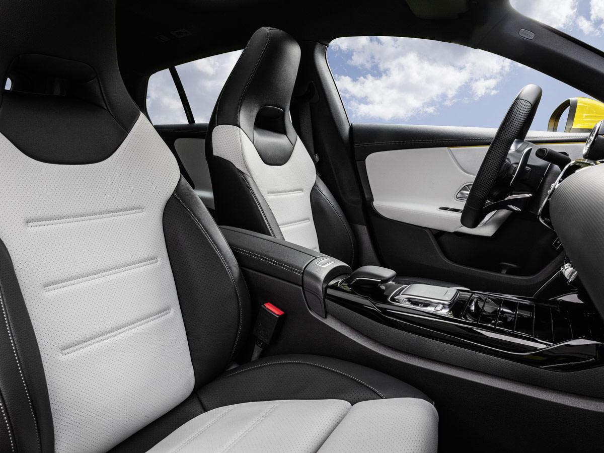 Mercedes-AMG CLA 35 Shooting Brake 2019