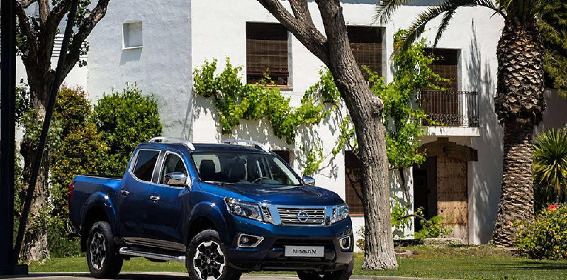 La Nissan Navara se actualiza para seguir al frente del segmento pick-up