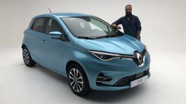 Presentación Renault ZOE 2019