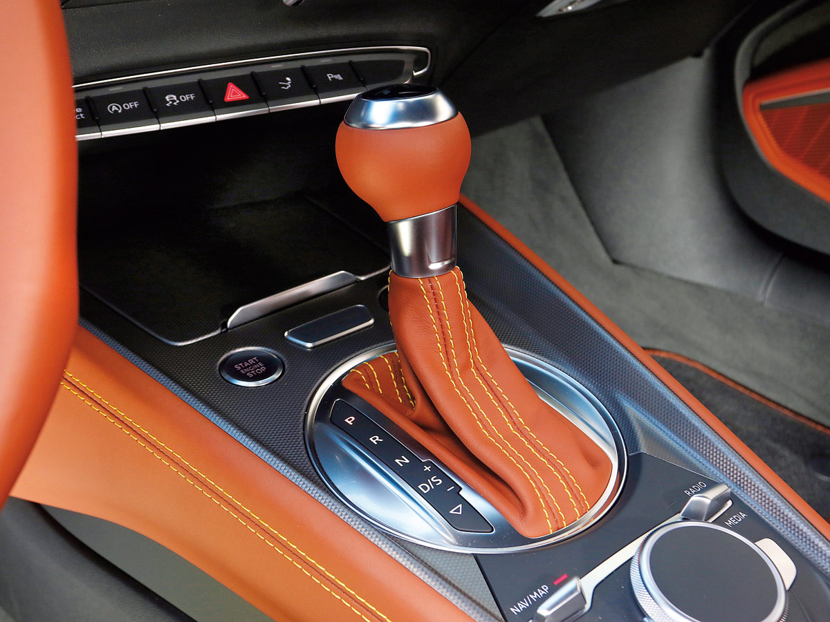 Prueba Audi TT Roadster 2019