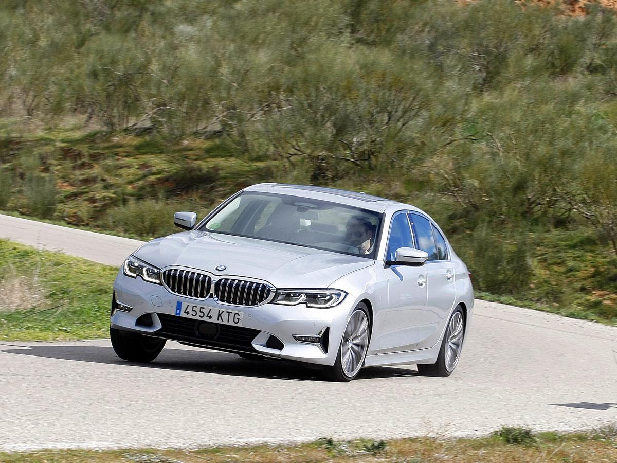 Prueba BMW 320d