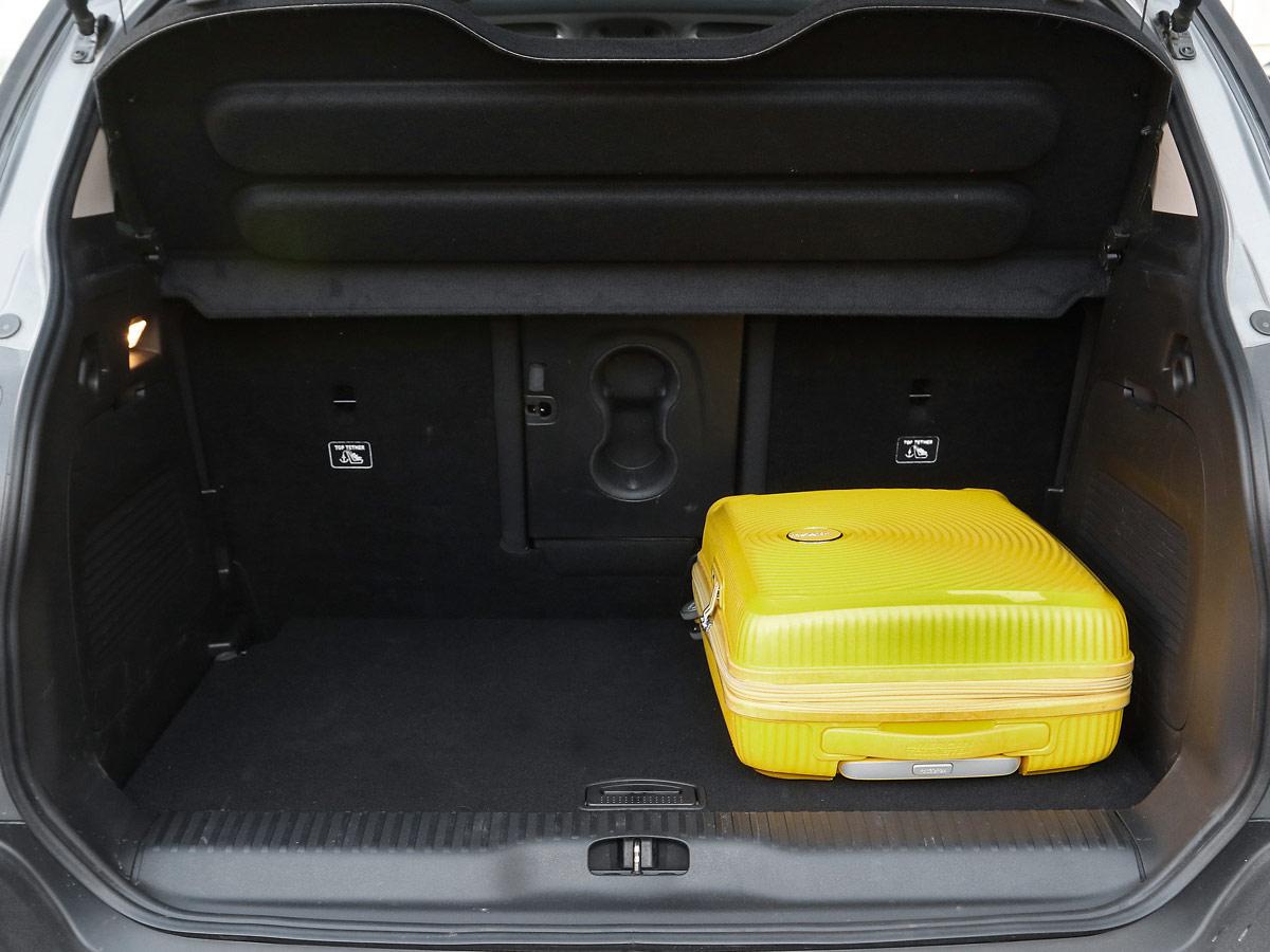 Prueba Citroën C3 Aircross