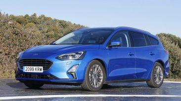 Prueba Ford Focus Sportbreak 2019