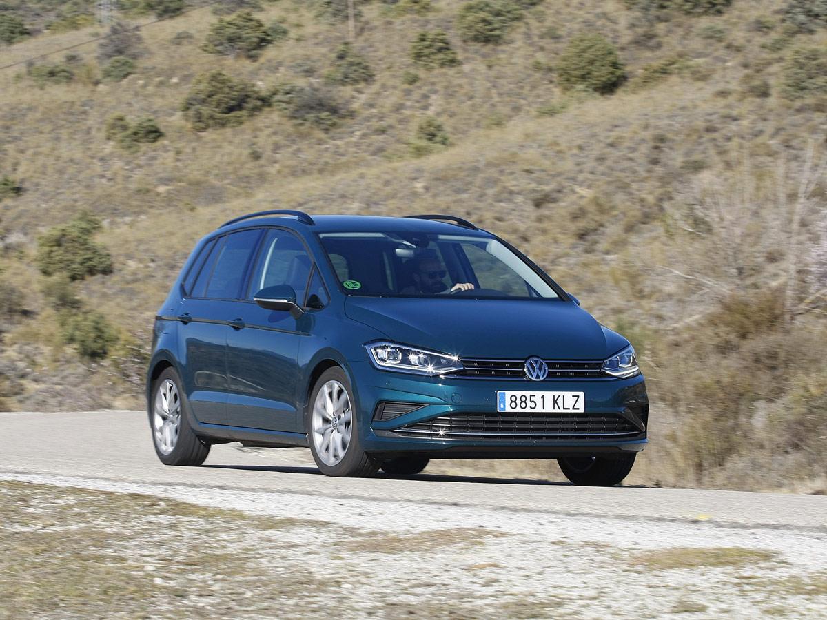 Prueba Volkswagen Golf Sportsvan Advance 1.5 TSI Evo 130 CV