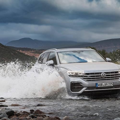 Volkswagen Touareg V8 TDI, potencia a la antigua usanza