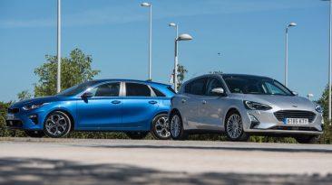 ford-focus-ecoboost-kia-ceed-tgdi-gasolina