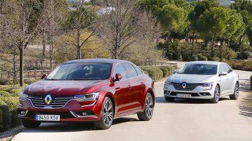 Comparativa Renault Talisman, gasolina vs diésel