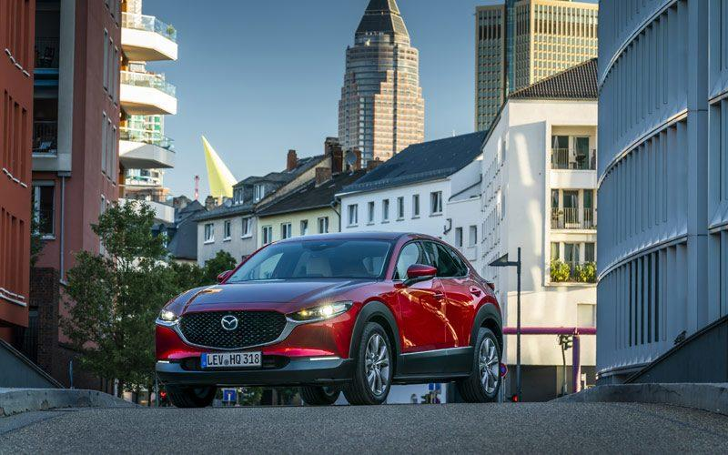 Mazda CX-30 2019