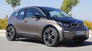 Prueba BMW i3 2019